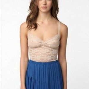FREE Urban Outfitters Lace Cami